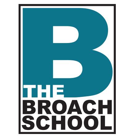 Broach West High School logo
