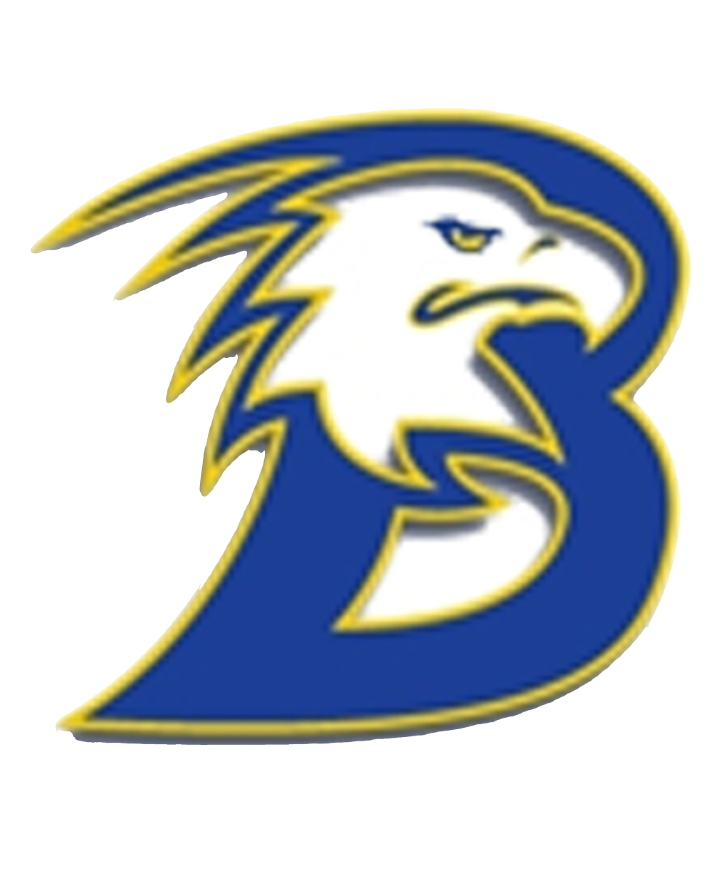 Brock High School logo
