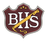 Brush High School logo