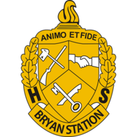 Bryan Station High School logo
