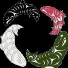 Muckleshoot Tribal School logo