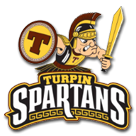 Turpin High School logo