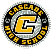 Cascade Senior High School logo