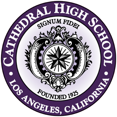 Cathedral High School logo