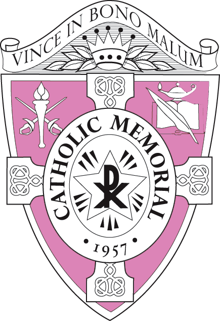 Catholic Memorial School logo