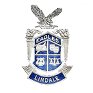 Lindale High School logo