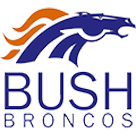 Fort Bend Bush High School logo