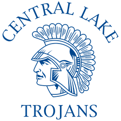 Central Lake High School logo