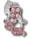 Central Medical Magnet High School logo