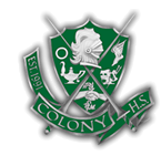 Colony High School logo