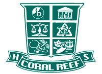 Coral Reef High School logo