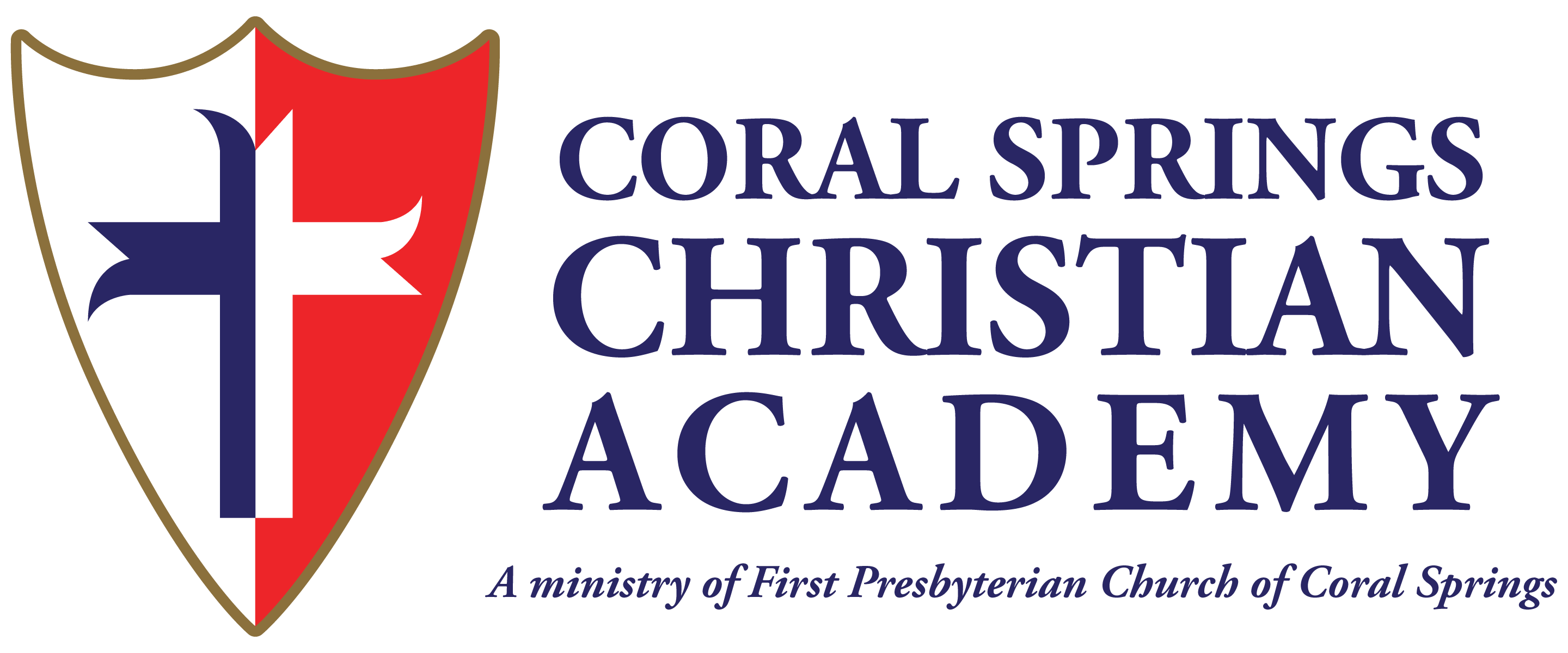 Coral Springs Christian High School logo