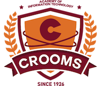 Crooms High School logo