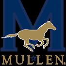 Mullen High School logo