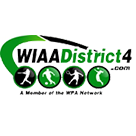 WIAA - District IV logo