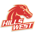 Half Hollow Hills High School West logo