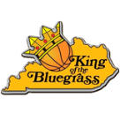 King of the Bluegrass logo