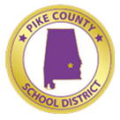 Pike County Schools logo