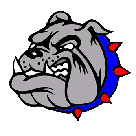 Geo W Hewlett High School logo