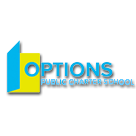Options Public Charter School logo