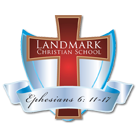 Landmark Christian School logo
