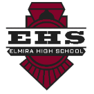 Elmira High School  logo