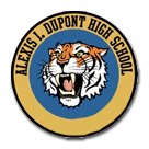 Alexis I. du Pont High School logo