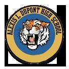 Alexis I. du Pont High School logo