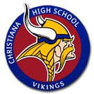 Christiana High School logo