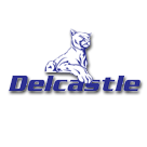 Delcastle Vo-Tech High School logo
