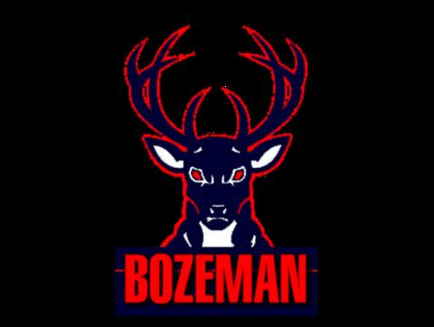 Deane Bozeman High School logo