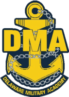 Delaware Military Academy logo