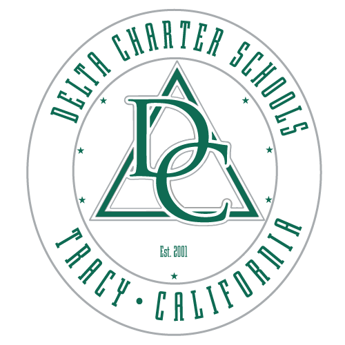 Delta Charter High School logo