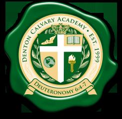 Denton Calvary Academy logo
