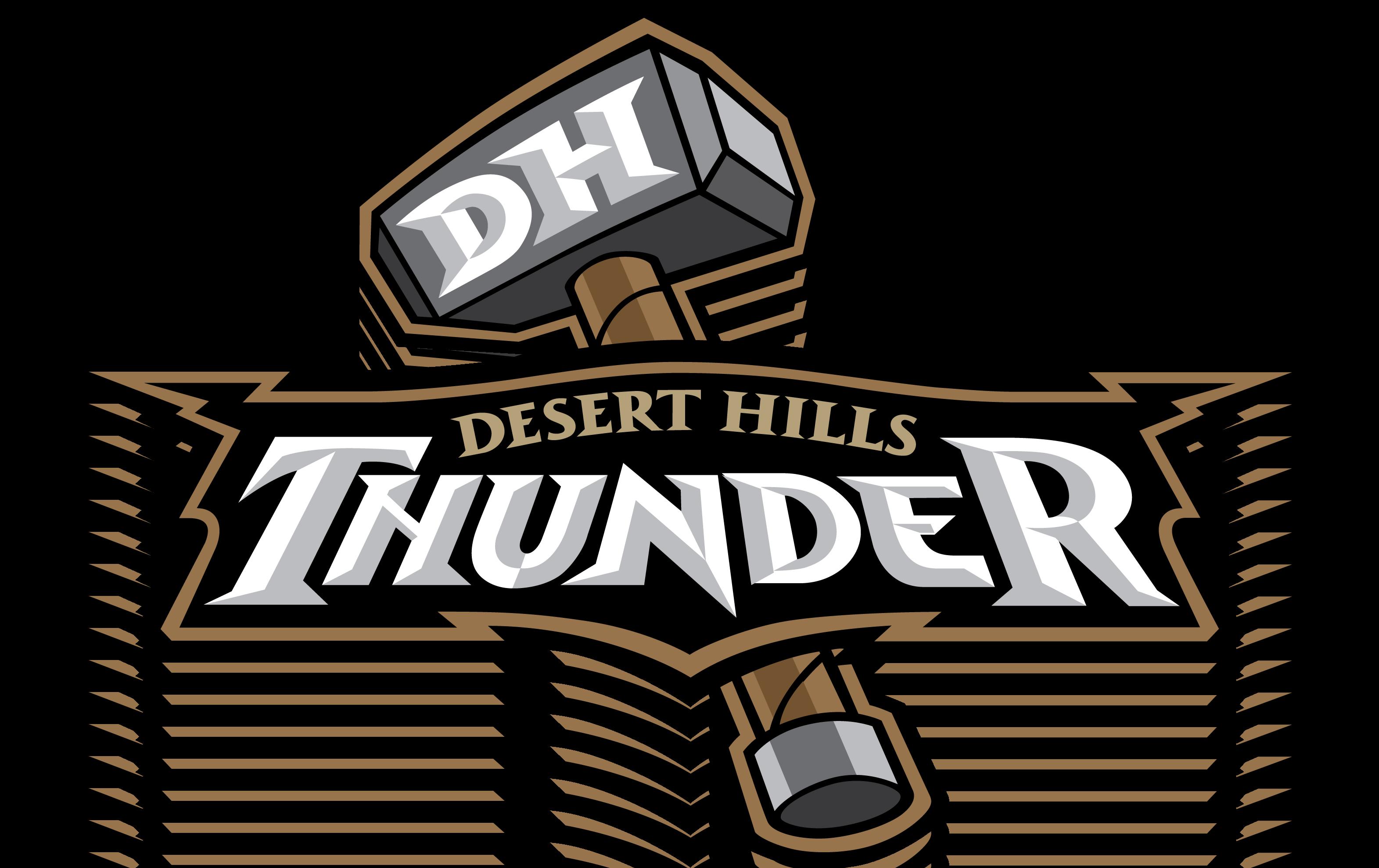 Desert Hills High School logo