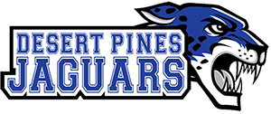 Desert Pines High School logo