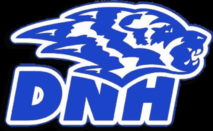 Dike-New Hartford High School  logo