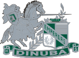 Dinuba High School logo