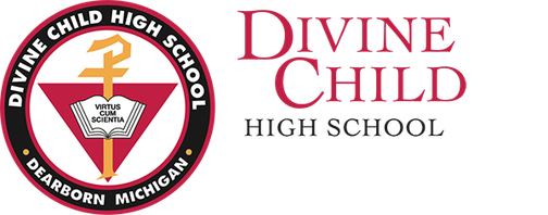 Divine Child High School logo