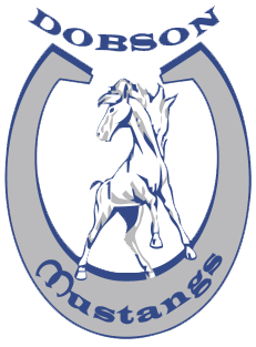 Dobson High School logo