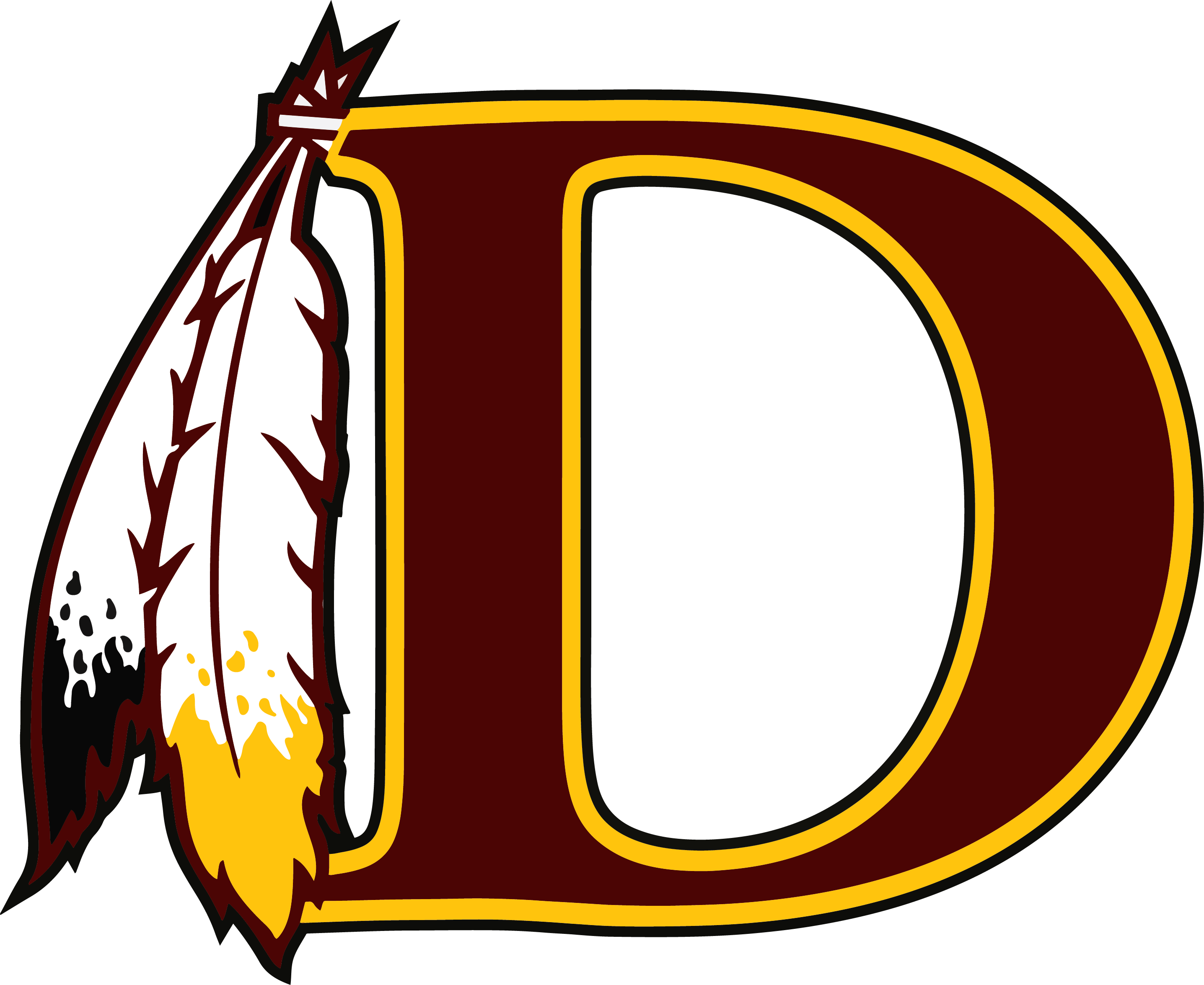 Donna High School logo
