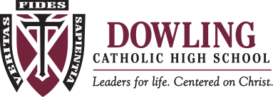 Dowling Catholic High School  logo