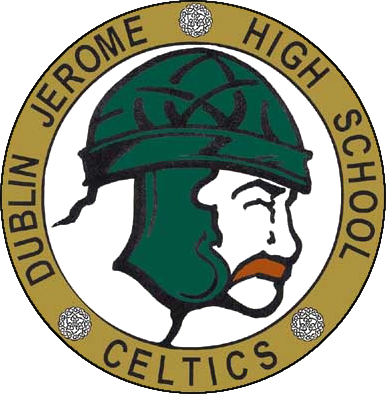 Dublin Jerome High School logo