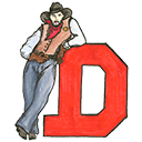 Dufur High School logo