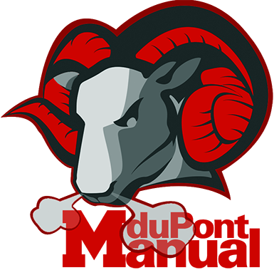 duPont Manual High School logo