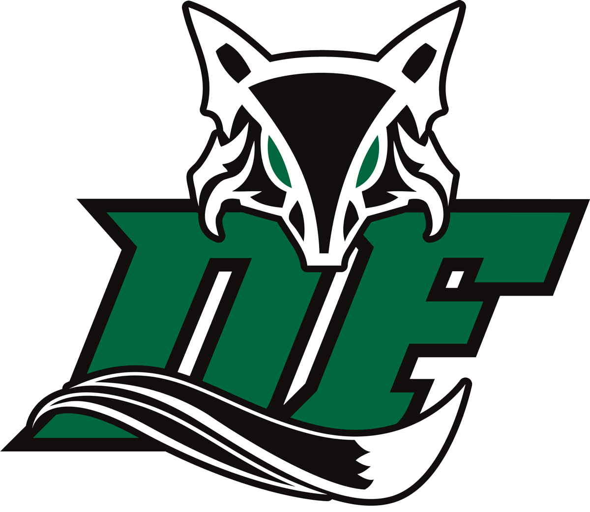 Dutch Fork High School logo