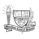 Marathon Senior High School logo