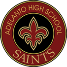 Adelanto High School logo