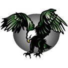 Ronald E McNair High School logo