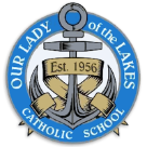 Our Lady Of The Lakes High School logo